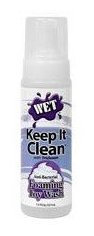 Wet Lubes Keep It Clean Toy Wash, 7.5 oz Bottle