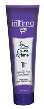Wet Lubes Inttimo Shave Cream, Forbidden Fruit, 8 oz Tube