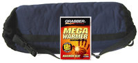 Grabber Warmers Cozy Thinsulate Muff w/ Inner Warmer Pocket (Navy): Free Mega Warmer