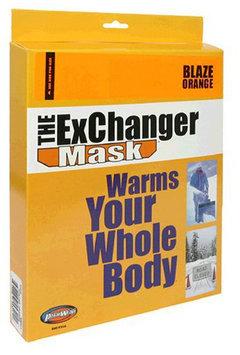 PolarWrap The Exchanger Mask, Blaze/Hunter Orange, Small, 1 ct