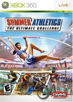 Conspiracy Summer Athletics The Ultimate Challenge (Xbox 360)