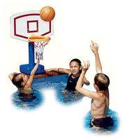 Swimline Jamming Molded Poolside Basketball - 1 ct.