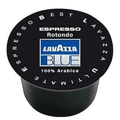 Lavazza Blue Rotonda Bi-Dose, 100 ct