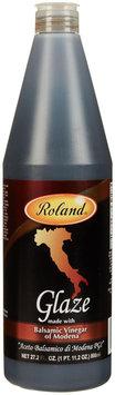 Roland Balsamic Glaze From Italy Bottle - 27.2 oz