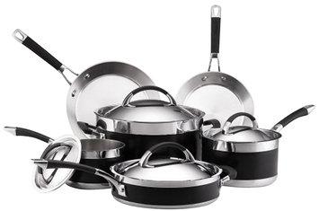 Anolon Ultra Clad 10 Piece Cookware Set