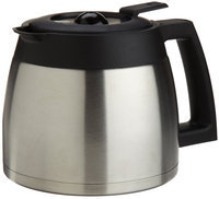 Capresso 10-Cup Stainless Steel Carafe with Lid