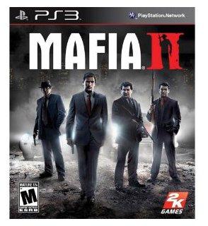 2K Games Mafia II (Playstation 3)