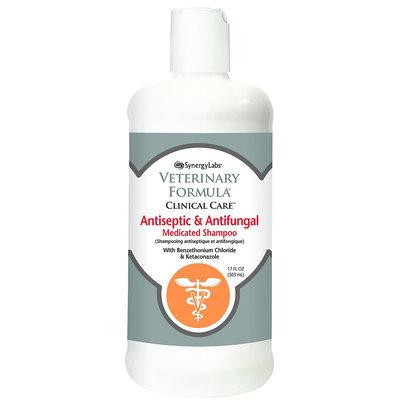 Synergy Labs VF Clinical Care Antifungal & Antiseptic Medicated Shampoo - 17 oz