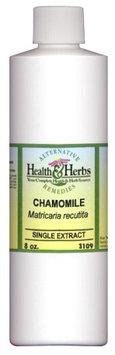 Alternative Health & Herbs Remedies Chamomile, 8 oz Bottle