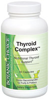 Botanic Choice Thyroid Complex Capsules, 60 ct Bottle