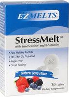 EZ Melts StressMelt, Natural Berry Flavor, 30 ct