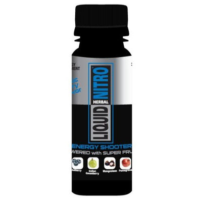 Liquid Nitro Energy Shooter, 12 ct