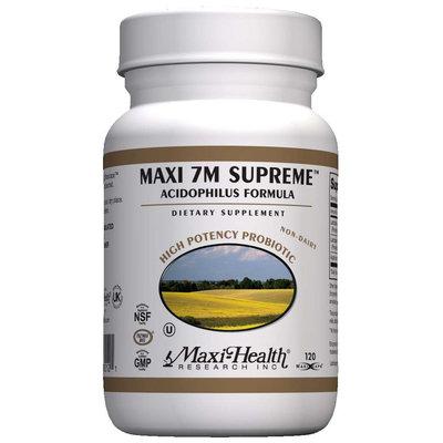 Maxi 7m Supreme Advanced Multi Probiotic 60's, 1 oz Bottle