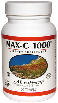 Maxi Health Vitamin C 1000 Mg. - 250 TAB