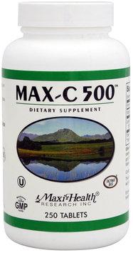 Maxi Health Vitamin C 500 Mg. - 100 Tablets