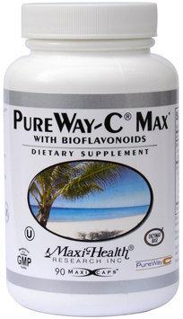Maxi Health, Pure Way C -Max, 90 caps, 4 oz Bottle
