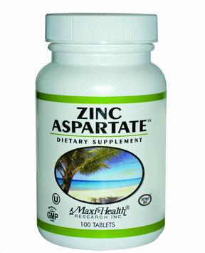 Maxi Health Zinc Aspartate - 100 TAB