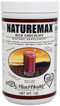 Maxi Health Naturemax Protein Powder Rich Chocolate - 1 LB.
