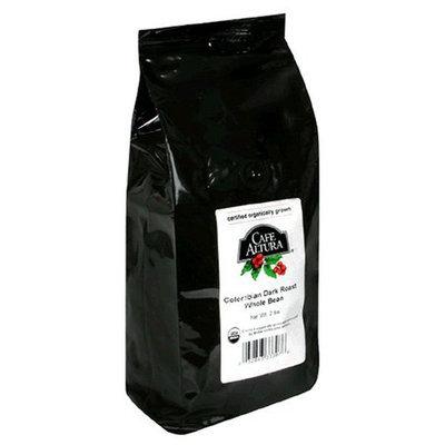 Cafe Altura Organic Coffee, Colombian Dark, Whole Bean, 32 oz Bag