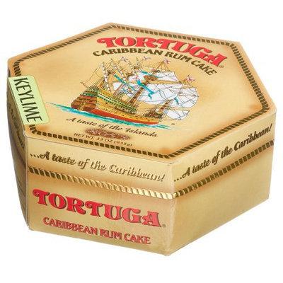 Tortuga Caribbean Rum Cake, Key Lime, 33 oz Box