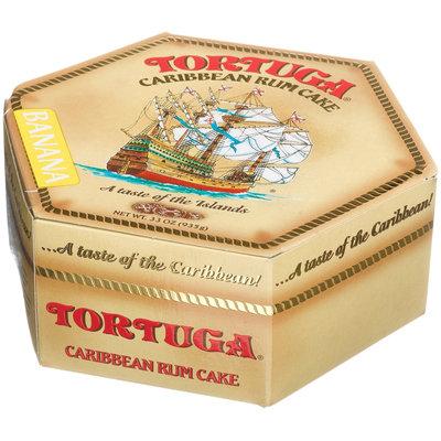 Tortuga Caribbean Rum Cake, Banana, 33 oz Box