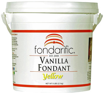 Fondarific Fondant, 5 lbs