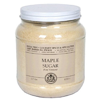 India Tree Maple Sugar from Vermont