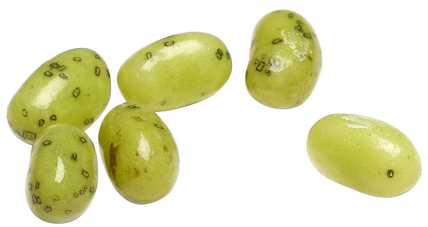 Jelly Belly Juicy Pear Jelly Beans, 10 lb Box