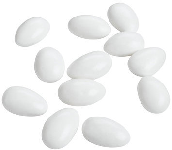 Jelly Belly Jordan Almonds, White