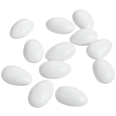 Jelly Belly Jordan Almonds, White