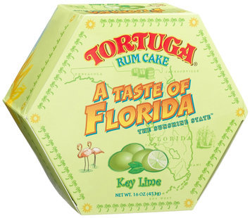 Tortuga Taste Of Florida Key Rum Cake