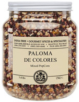 India Tree Paloma de Colores Popcorn, 3.4 lb
