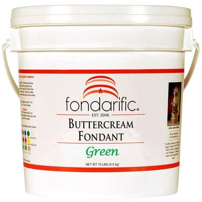 Fondarific Butter Cream Fondant