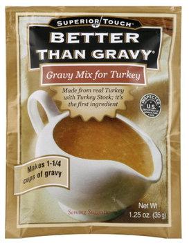 Better Than Gravy Mix Turkey, 1.25 oz, 12 ct