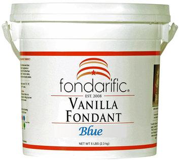 Fondarific Butter Cream Fondant, 5 lbs
