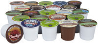 Crazy Cups Keurig K-Cups Flavored Coffee Sampler Pack, 35 ct