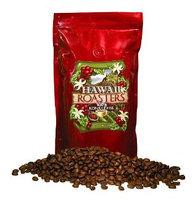 Hawaii Roasters 100% Kona Coffee, Medium Roast, Whole Bean, 16 oz Bag