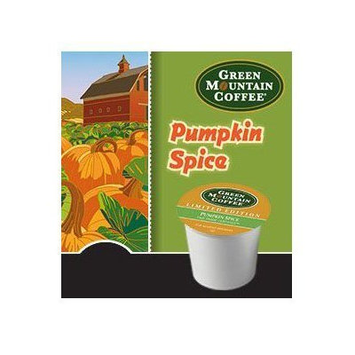 Green Mountain Coffee Pumpkin Spice, K-Cups for Keurig Brewers, 24 ct