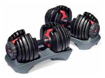 Bowflex SelectTech Adjustable Dumbbells (Pair)