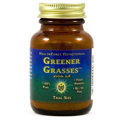 Greener Grasses Trial HealthForce Nutritionals 1 oz Powder