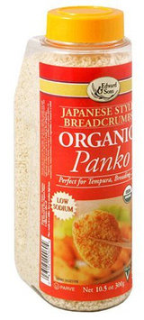 Edward & Sons Organic Panko (Japanese Style Breadcrumbs) - 6 pk.