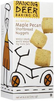 Dancing Deer Maple Pecan Shortbread Nuggets, 2 pk