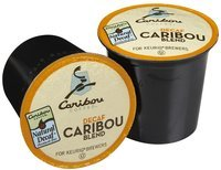 Caribou Coffee Caribou Blend Decaf, 24 ct K-Cups for Keurig Brewers