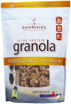 Erin Baker's Ultra Protein Granola Power Crunch, 12 oz Pouches, 6 pk
