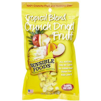 Sensible Foods Crunch Dried Snacks Tropical Blend - 0.75 oz