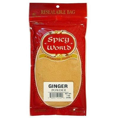 Spicy World Ginger Powder - 6 pk.