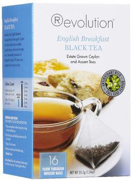 Revolution Tea English Breakfast, 1 - Pack of 6