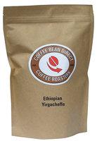 Coffee Bean Direct Ethiopian Yirgacheffe, Whole Bean Coffee, 16 oz Bags, 3 pk