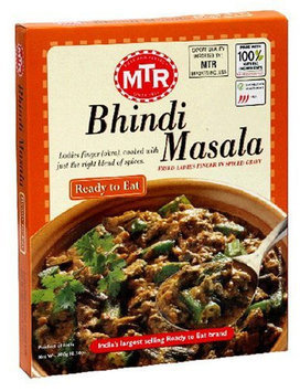 MTR Bhindi Masala - 10 pk.