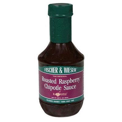 Fischer & Wieser Razzpotle Roasted Raspberry Chipotle Sauce, 20 oz